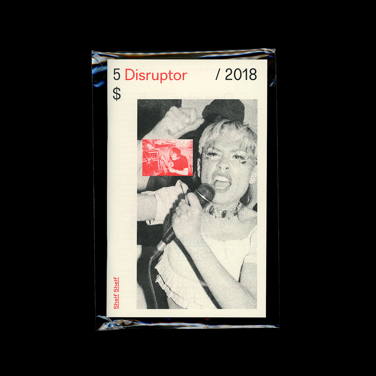 Disruptor Issue Five